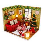 DIY 미니어처하우스 크리스마스 이브