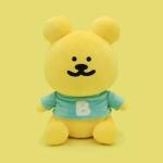 [한정할인] [50개 한정][한톨상점]반곰이 인형
