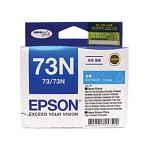 엡손(EPSON) 잉크 C13T105270 / NO.73N / 청록 / Stylus C90/C110/CX3900/CX3905/CX4900/CX4905,CX5500,CX5505 , Stylus Office T30,TX300F
