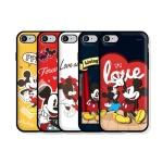 아이폰8 7 플러스 디즈니 미키미니 캐릭터 카드케이스