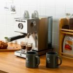 맥널티 에스프레소 반자동 커피머신 MCM-6878S