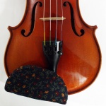 바이올린 센터형 턱받침 핸드메이드 커버 No30