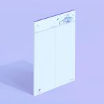 [디즈니] 모트모트 노트페이퍼 - 버즈