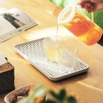 물빠짐 설거지 접시 컵 식기 건조대 정리대 (대형)