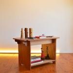 [리우목공방] PWSHE 테이블