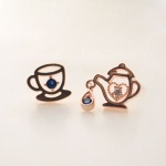 coffee with me earring