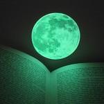 환상의달빛 CLAIR DE LUNE - S (야광문라이트데코스티커)