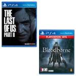PS4 라스트 오브 어스 파트2 + 블러드본 한글판