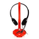 브리츠 어학용 헤드셋&거치대세트 BHST-K550