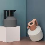 가정용 홈카페 보온주전자 보온 물통 보냉 물병 1.2L