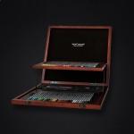 스테들러 카라트 수채 색연필 60색 우드케이스 125W60 전문가용 드로잉 기프트세트[00821406]