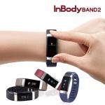 인바디 밴드2 손목밴드추가 증정/체지방심박수측정