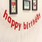 [CONZ] happy birthay 이니셜 가렌다