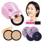 TR 염정아쿠션 더블앰플쿠션파운데이션 9종세트