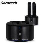 새로텍 2Bay 도킹스테이션 DP-20U3-6G PLUS 단품 (2.5 & 3.5 HDD/SSD 지원 / SATA3 6G + UASP / 복사 기능 / USB3.0)