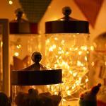LED 크리스마스 트리와이어 등 조명 전구 (5M 50구)