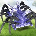 유선 스파이더로봇 아카데과학 거미로봇 과학교구 조립키트