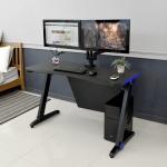 카멜 컴퓨터책상 GD1L 게이밍책상 LED조명