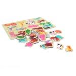 유아 자석 퍼즐 놀이 학습 교구 동물