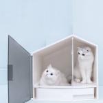 [봉봉펫닷컴] 캣룸 고양이 화장실