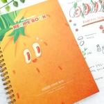 A5 링제본 레시피북(레시피노트)-아임 탱귤탱귤