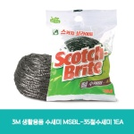 3M 생활용품 수세미 MSBL 35철수세미 1EA