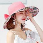 Mujer daily 썸머 flor 벙거지모자 3color CH1723969
