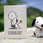 [Peanuts Bag&Acc]찰리허그 여권지갑