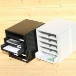 서류식별이 용이한 오픈 서류함-독일 HAN 5단 Cabinet set 1401