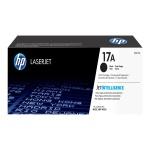 HP 정품 토너 NO17 / CF217A