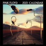 핑크 플로이드 2021 캘린더 Calendar 달력