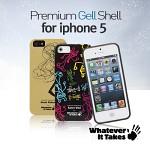 [1+1 케이스선택][whatever it takes]공식수입원 아이폰5/5S/iphone5/5S 젤케이스-샤를리즈테론 조지클루니 외 18종