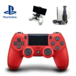 PS4 SONY 듀얼쇼크4 레드 (스마트폰 마운트 포함)