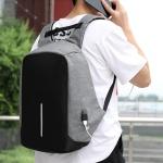 갓샵 스마트 USB 노트북 백팩 가방 남자 여자 여행용