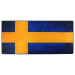 COX 빈티지 마우스패드 스웨덴 780