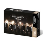 [9월23일 순차배송] BTS 직소퍼즐 월드투어 포스터 - THE WINGS TOUR
