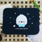 국내 캐릭터 피누 정품 노트북 파우치