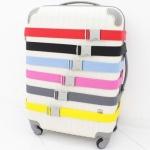[트래블아이콘] 티큐브 TCUBE 국내생산 여행가방 컬러 보호벨트