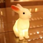 [더우드랜드] 토끼램프