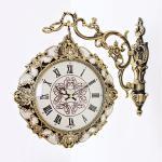 앤틱 팔라딘 양면시계 양면 시계 아이보리 추카추카넷