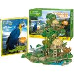 [3D퍼즐마을][DS0979h] 내셔널지오그래픽 아마존 열대 우림 (Amazon Rain Forest)