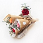 카네이션 미니부쉬(4color)