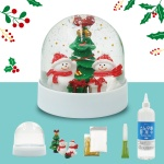 알콩달콩 눈사람 크리스마스 스노우볼  DIY세트