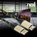 (NEXI) 넥시 파인골드 V1.2 DP to HDMI 케이블