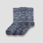 [3PACK] 1507 워크삭스 WORKSOCKS GREY