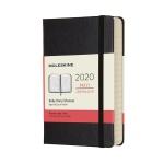 몰스킨 2020데일리/블랙 하드 P