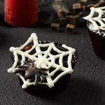 피나포레 할로윈 레드벨벳 컵케이크 만들기 - 홈베이킹