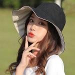 Mujer verano daily 양면 버킷햇 5color CH1610365