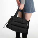 [F/W] W-26 럭스패딩 숄더백 여성가방