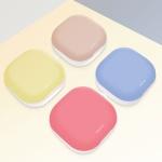 무지 컬러 하드 삼성 갤럭시 버즈 라이브 케이스